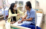 """Bị tố """"dàn dựng"""" bệnh của ThươngTín để quyên tiền từ thiện, Á hậu Trịnh Kim Chi lên tiếng: """"Đừng nhẫn tâm như vậy"""""""