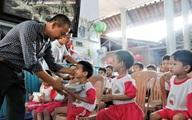 """Qũy sữa Vươn cao Việt Nam của Vinamilk khởi động năm 2021 với """"31.000 ly sữa yêu thương"""" từ cộng đồng"""