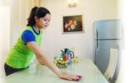 Dịch vụ người giúp việc theo giờ thu hút nhiều gia đình có con nhỏ nghỉ học ở nhà