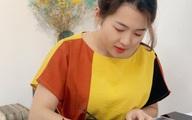 Cô gái 'phù phép' quần áo cũ thành túi xách thời trang tiền triệu