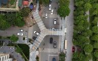 Hà Nội: Sắp hoàn thành cầu vượt bộ hành chữ Y đẹp nhất từ trước tới nay