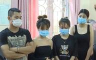Gần 40 nam nữ bay lắc tại các phòng VIP trong quán karaoke
