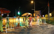 Thiết lập vùng cách ly y tế xã Thạch Kim và thị trấn Lộc Hà từ 12h ngày 12/6