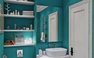 """Phòng tắm nhỏ như """"nắm tay"""" cũng trở nên thênh thang nhờ mẹo thiết kế và lưu trữ thông minh"""