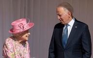 Hình ảnh Nữ hoàng Anh rạng rỡ đón vợ chồng Tổng thống Mỹ Joe Biden