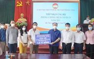Anh chị em yêu hoa lan cả nước ủng hộ bệnh viện dã chiến số 2 Gia Bình Bắc Ninh 1,6 tỉ đồng