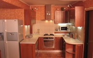 """Những """"tuyệt chiêu"""" thiết kế cho căn bếp 4-5m², không gian nhỏ mà hiệu quả sử dụng vẫn hoàn hảo"""