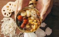 Chè dưỡng nhan - biến thành đầu bếp cung đình chỉ 15 phút nhờ bộ nguyên liệu từ bếp chè Thái