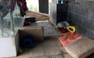 Chưa kịp khai thác, nhà ga đường sắt Cát Linh – Hà Đông đã biến thành chỗ ngủ của người vô gia cư