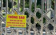 Hà Nội: Từ 20/6 Bệnh viện Đức Giang trở lại hoạt động bình thường sau 5 ngày phong toả