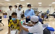 Bộ Y tế huy động tổng lực hỗ trợ TP.HCM thực hiện chiến dịch tiêm chủng vaccine