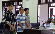 Ba cha con mang tội giết người vì... cái mương nước