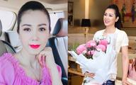 Nhan sắc á hậu Vi Thị Đông tuổi 46