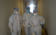 Bác sĩ BV Thống Nhất chiến đấu với COVID-19 tại Bệnh viện Dã chiến số 8