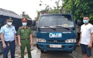 Mang 1,8 tấn lợn bị dịch tả lợn châu Phi vào tỉnh Bắc Giang tiêu thụ, lái xe bị phạt nặng
