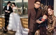 3 năm hôn nhân viên mãn của Á hậu Tú Anh bên chồng trẻ