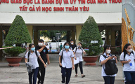 Sở GD-ĐT TP HCM đề xuất xét đặc cách tốt nghiệp cho 3.234 thí sinh thi đợt 2