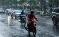 Miền Bắc mưa dông lớn 3 ngày liên tiếp