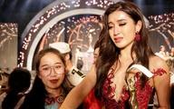 Á hậu Huyền My lần đầu tiết lộ chuyện hậu trường khiến cô bật khóc nức nở và gây tranh cãi trong chung kết Miss Grand International 2017