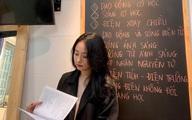 Cô giáoxinh đẹp dạyVật lý thu hút 1,8 triệu lượt xem khi livestream