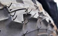 Vì sao lốp xe có lông?