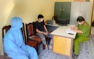 Trốn chốt kiểm soát, nam thanh niên Quảng Ninh đi qua 3 tỉnh để về quê