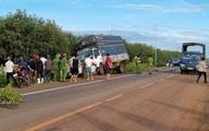Tai nạn giao thông trên đường Hồ Chí Minh khiến 3 người tử vong