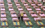 Quốc gia Đông Nam Á ghi nhận số ca nhiễm và tử vong cao kỷ lục, phải xây bệnh viện dã chiến ở sân bay
