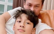 Chồng cũ Lệ Quyên gặp lại con trai sau một tháng
