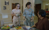 Mặt nạ hạnh phúc tập 14: Bà Trang (NSƯT Chiều Xuân) chiêu trò hại osin, ai ngờ bị chính chồng lật kèo