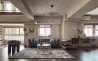 Ông bố KTS cải tạo căn hộ rộng thoáng để giúp 3 con thỏa sức vui chơi trong nhà