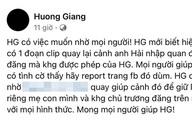 Vợ ca sĩ Phi Hải xót xa cầu cứu cộng đồng mạng khi lễ động quan của chồng bị quay lén rồi phát tán lên MXH