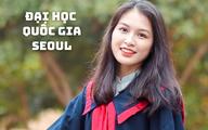 Nữ sinh Việt giành học bổng đại học số 1 Hàn Quốc