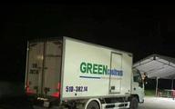 Giấu 15 người trong thùng xe đông lạnh hòng thông chốt kiểm dịch