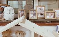 Không gian mẹ trang trí tặng bé ấn tượng với sắc màu Vintage ở Hà Nội