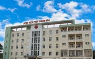 Thanh Hóa: Phong tỏa Bệnh viện điều trị COVID-19 số 01