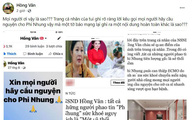NS Hồng Vân bức xúc vì bị mạo danh tung tin tức tiêu cực về bệnh tình của Phi Nhung