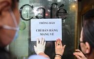 Quận, huyện nào ở Hà Nội được bán hàng mang về từ trưa 16/9?