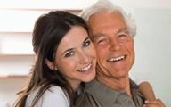 Chồng già vợ trẻ là tiên?