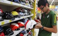 Trợ giá cao khi đổi mũ bảo hiểm