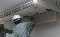 Bảo dưỡng máy lạnh đón hè