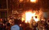 Đồng Nai: Hỏa hoạn kinh hoàng, 5 người bị thiêu sống