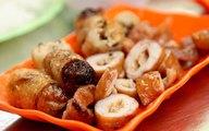Quán bún đậu, lòng nướng nổi tiếng khu Hoàng Cầu