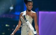 Hoa hậu Angola đoạt vương miện Miss Universe 2011