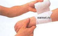 Gạc nanô chữa bỏng