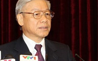 Tổng Bí thư rời Hà Nội thăm chính thức Trung Quốc