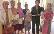 Giàng Seo Cư làm dân số