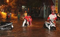 20 đường phố Hà Nội sẽ ngập khi mưa to