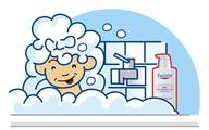 Liệu pháp cho da bé khi thời tiết hanh khô
