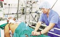 Nghề y, nghề nguy hiểm (1): Ở nơi mong manh sống - chết